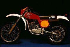 Aprilia RC 125 Motocross Racer, Classic Italian, Motorcycle, Trail, Image, Motorbikes, Biking, Motorcycles, Choppers