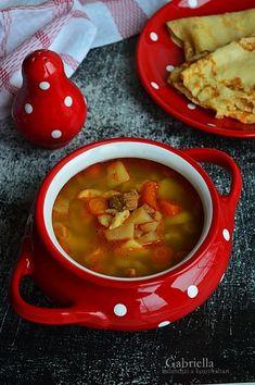 Gabriella kalandjai a konyhában :): Gulyásleves - Anyukám receptje szerint ❤
