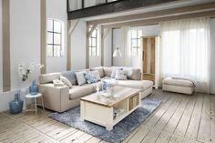 #prontowonen #droomwoonkamer  Landelijk blauw pronto perfecte woonkamer inrichting