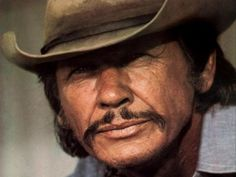 Charles Bronson...with mustach