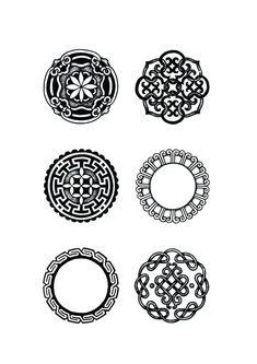 Если обо всех орнаментах, которые я использовала до этого, я знала хотя бы что то, и отталкивалась в первую очередь от того, что было уже известно, то монгольский… Chinese Patterns, Japanese Patterns, Oriental Pattern, Celtic Art, Mandala Tattoo, Arabesque, Sacred Geometry, Asian Art, Textures Patterns