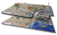 1400ピース ジグソーパズル 4D CITY SCAPE TIME PUZZLE 東京_やのまん_通販_ Amazon|アマゾン