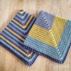 Crochet Kitchen, Crochet Home, Knit Crochet, Knitting Patterns, Crochet Patterns, Crochet Hot Pads, Crochet Potholders, Crochet Clothes, Crochet Projects