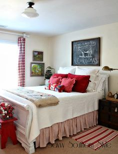Savvy Southern Style: My Favorite Holiday Room 2013