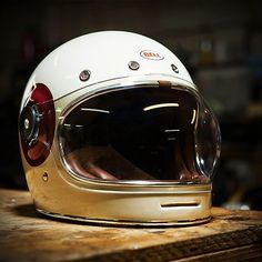 'Cause You Need ...: ... Retro full face helmet