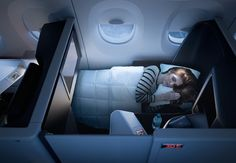 On Delta, All-Suite Business Class Flights - NYTimes.com