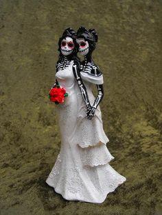 halloween brides