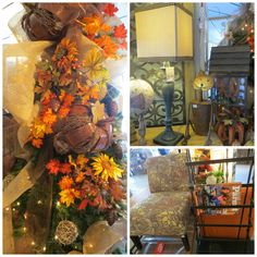 Happy Fall! We're your autumn decorating headquarters in the Black Hills.