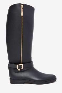 Reckless Strap Rainboot