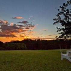 Great sunset at Sunset Vista.