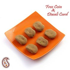 Mathura Peda with Free Laxmi Ganesh Coin