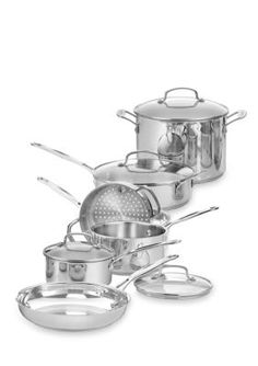 Endorsed by none other than the legendary French chef Paul Bocuse, this set is high quality, yet affordable. #GiftIdeas