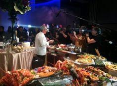 Wolfgang Puck Oscar Menu Coverage 2013 | Multi Cultural Cooking Network