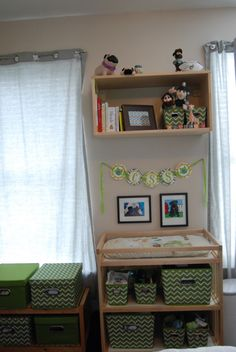 small nursery space