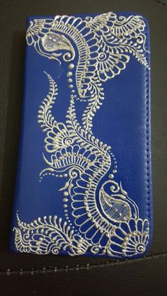 Henna phone cover