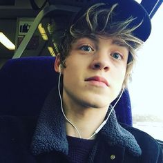 Reece Bibby, New Hope Club, Magcon, The Vamps, Beautiful Eyes, My Boys, Eyebrows, Fangirl, How To Look Better