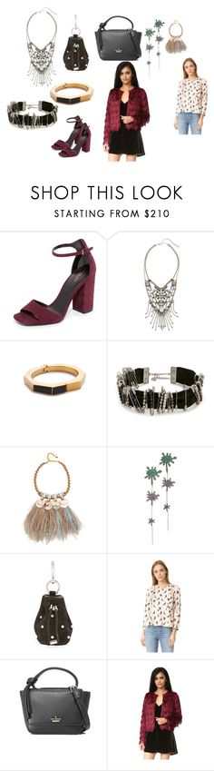 """great looking"" by monica022 ❤ liked on Polyvore featuring Michael Kors, DANNIJO, Vita Fede, Marc Jacobs, Nocturne, Joanna Laura Constantine, Alexander Wang, Paul & Joe Sister, Kate Spade and Tularosa"
