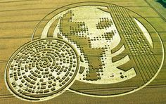 crop circles - Google Search