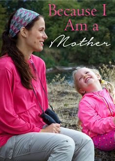 Sometimes I want to give up.  I never do, though, because I am a mother