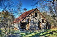 Old Barn in Kingston, Texas  Prints at Fine Art America