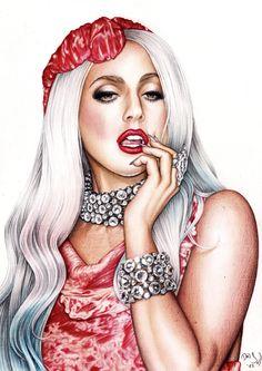 Lady Gaga - Meatdress