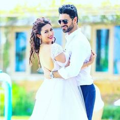 Marriages are made in heaven, but celebrated on earth, Unity of two unknown souls, written right from birth❤❤They are made for eachother #goals #preweddingphoto . . . @divyankatripathi @vivekdahiya08 (#babydivz#vivek#yhm#yehhaimohabbatein#love#beautiful#marvellous#acting#serial#starplus#indianserial#ishita#ishima#jhansikirani#Divyanka#DivyankaTripathi#divek)