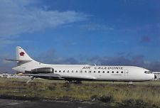 AIR CALEDONIE (FRANCE) - CARAVELLE 10R - F-GFBA - 11/1988 - CPA NEUVE/NEW Old And New, Planes, Aviation, Aircraft, Commercial, France, Collection, Vehicles, Baby Born