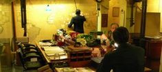 10 of the best - London's quirky museums. Churchill War Rooms in Westminster, London, England.