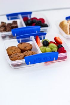 Here is a round of Easy No Heat School Lunch ideas for back to school