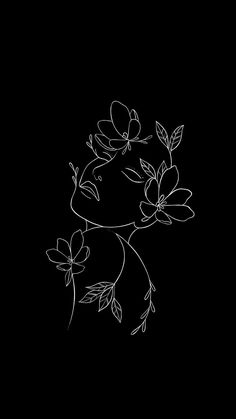 Black Aesthetic Wallpaper, Aesthetic Iphone Wallpaper, Aesthetic Wallpapers, Black Phone Wallpaper, Galaxy Wallpaper, Minimalist Wallpaper, Minimalist Art, Abstract Face Art, Bild Tattoos