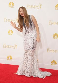 Pin for Later: The Small Screen's Hottest Stars on the Emmys Red Carpet! Taissa Farmiga