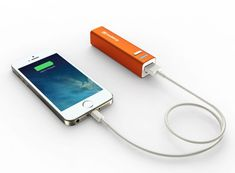 powerbank: a portable phone charger
