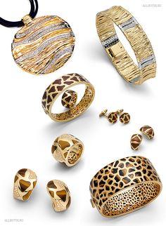 14K Or Jaune Câble Chaîne Link Bracelet Multi Color Round Faceted Station Stone