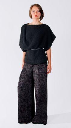 Shibui Mix No.7 pattern by Alison Brookbanks