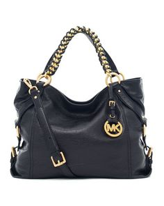 Tristan Large Shoulder Tote Bag by MICHAEL Michael Kors at Neiman Marcus.  I love you.