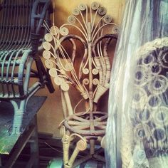 #rattan#design#interior#home#style#romantique#traditional#bali#followme - @Laurence Cabantous