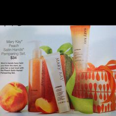 Mary Kay satin hands set. It speaks for itself. Contact me for products.