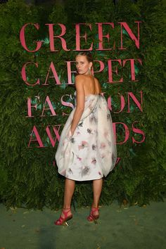 Eco Age Green Carpet Award Winners 2017 | British Vogue