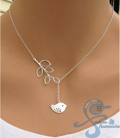 Kalung Fashion Korea Import Bandul Bird