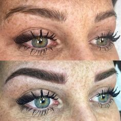 Microblading The common stages of healing when you have ...
