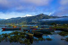 Fewa Lake- Pokhara