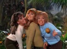 mary ann gilligan's island | The Honeybees - Mary Ann, Ginger, Lovey - GILLIGAN'S ISLAND