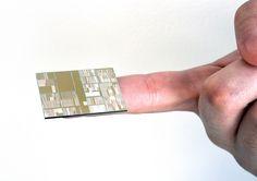 IBM consigue producir un chip con tecnología de 7 nanómetros