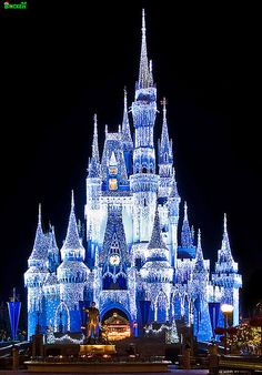 How can you not love Disney?  This guy does some interesting pictures of everything Disney.