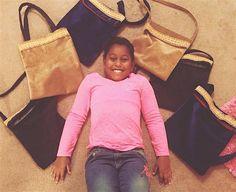 Handbags for the Homeless released Khloe Kares