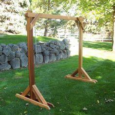 EZ Frame Bracket For DIY Swing Set. $7.59 Prime Ea. Need 2 Per A Frame, 4  Min For A Simple Set. | Design: Outdoor Living | Pinterest | Diy Swing,  Swings And ...