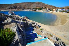 Pserimos island, Dodecanese, Greece