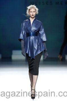 Mercedes Benz Fashion Week Madrid: Ulises Mérida