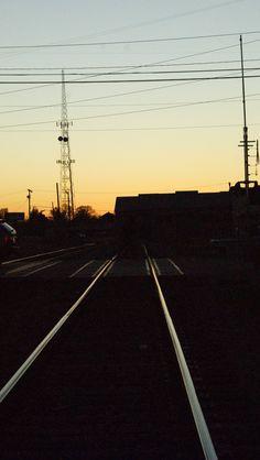 tracks downtown