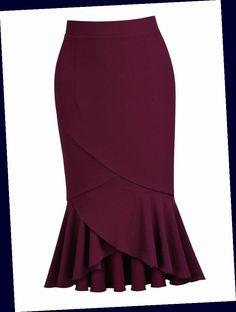 Pencil Skirt Dress, High Waisted Pencil Skirt, Blouse And Skirt, Dress Skirt, Pencil Skirts, Denim Skirt, Corset Dresses, Pencil Dresses, Swag Dress